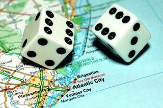 Atlantic City map