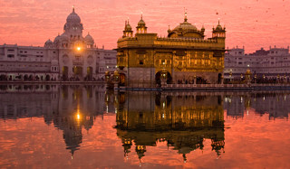 Golden Temple of Amristar