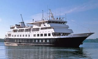 Cruise West the Spirit of Nantucket