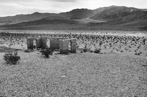Ashford Mills Ruins, Death Valley National Park, California