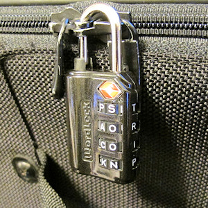 Should You Use A Luggage Lock? - Travel Blogger