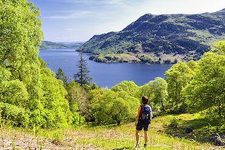 Lake District National Park - Cumbria, England