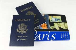 Passport for Paris