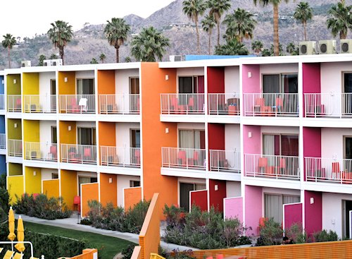 Saguaro Hotel Palm Springs Calfornia