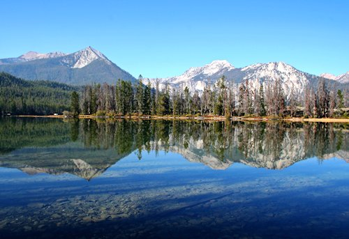 Pettit Lake, Idaho